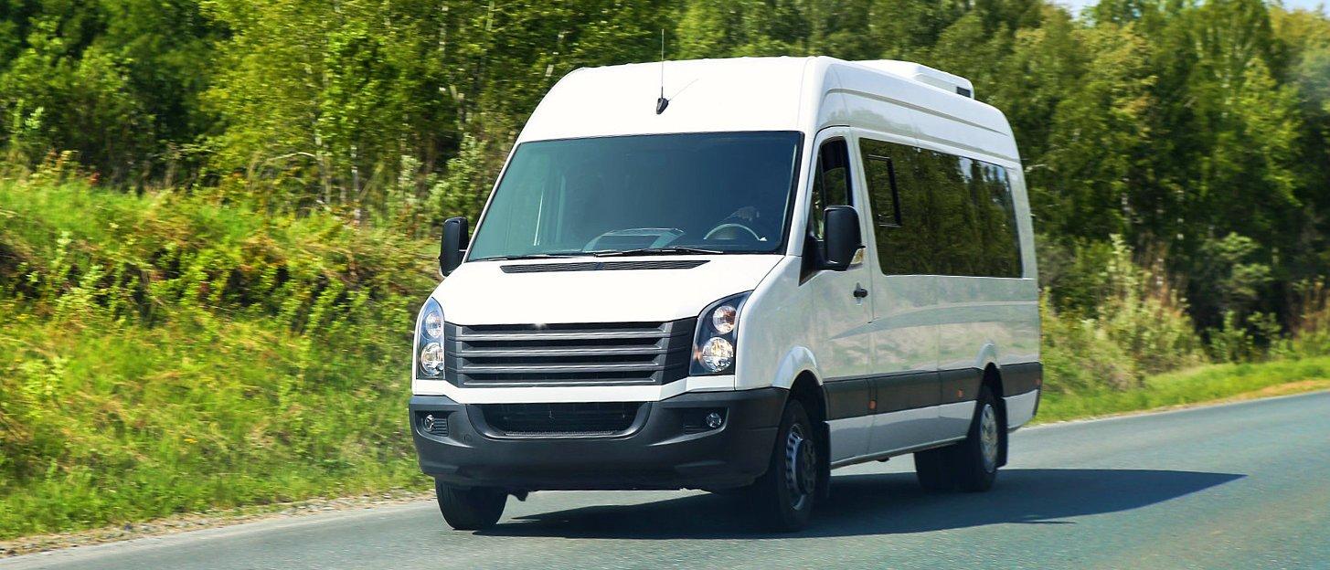 transportation service van