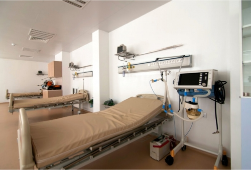 hospital ward